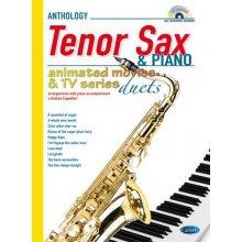 CAPPELLARI Animated movies & TV series (Tenor Sax & Piano)