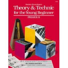 BASTIEN J. Teoria e Tecnica per il Piccolo Principiante (Preparatorio B)