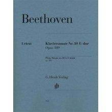 BEETHOVEN L.van Klaviersonate E-dur Opus 109