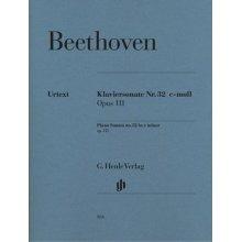 BEETHOVEN L.van Klaviersonate c-moll Opus 111
