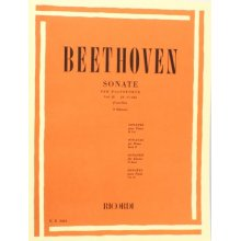 BEETHOVEN L.van Sonate per Pianoforte vol.II (Casella)