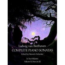 BEETHOVEN L.van Complete Piano Sonatas Volume II (16-32)