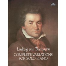 BEETHOVEN L.van Complete Variations for solo Piano