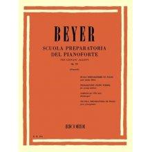 BEYER F. Scuola Preparatoria del Pianoforte Op.101 (Pozzoli)