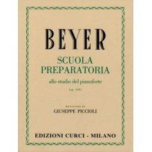 BEYER F. Scuola Preparatoria allo Studio del Pianoforte op.101 (Piccioli)