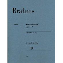 BRAHMS J. Klavierstucke Opus 119