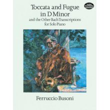 BUSONI F. Toccata and Fugue in D Minor