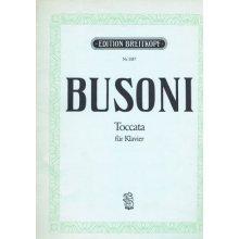 BUSONI F. Toccata fur Klavier
