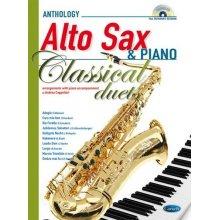 CAPPELLARI Classical duets (Alto Sax & Piano)