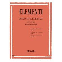 CLEMENTI M. Preludi ed Esercizi (Mugellini)