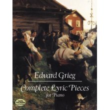 GRIEG E. Complete Lyric Pieces for Piano
