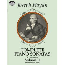 HAYDN J. Complete Piano Sonatas Volume II