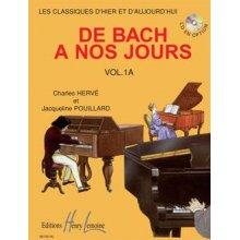 HERVE-POUILLARD De Bach a nos Jours Vol.1A