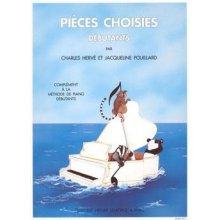 HERVE-POUILLARD Pièces Choisies (débutants)