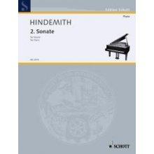 HINDEMITH P. Sonata N.2
