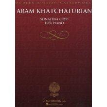 KHATCHATURIAN A. Sonatina for Piano (1959)