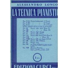Longo A. Tecnica Pianistica (Fasc.I-C)