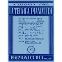 Longo A. Tecnica Pianistica (Fasc.X)