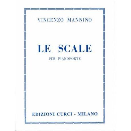 MANNINO V. Le Scale per Pianoforte