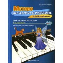 MONTANARI M. Metodo per la pratica al Pianoforte (parte I)