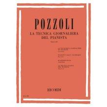 Pozzoli E. La Tecnica Giornaliera del Pianista I e II