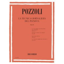 Pozzoli E. La Tecnica Giornaliera del Pianista III