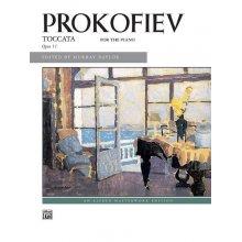 PROKOFIEV S. Toccata Opus 11