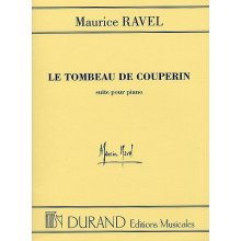 RAVEL M. Le Tombeau de Couperin