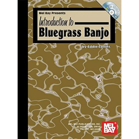 COLLINS Introduction to Bluegrass Banjo