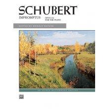 SCHUBERT F. Impromptus Opus 142