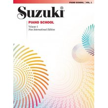 SUZUKI Piano School Vol.1