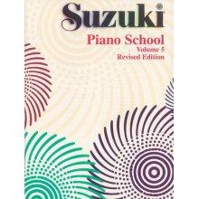 SUZUKI Piano School Vol.5