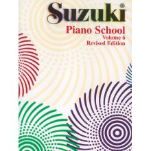 SUZUKI Piano School Vol.6