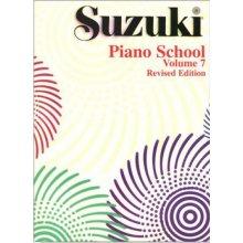 SUZUKI Piano School Vol.7
