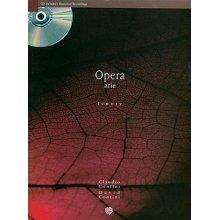 CONTINI Opera arie Tenore + CD