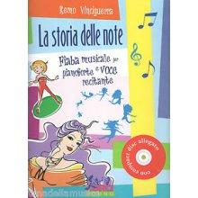 VINCIGUERRA R. La storia delle note, fiaba musicale