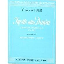 WEBER C.M. Invito alla Danza Rondò brillante Op.65