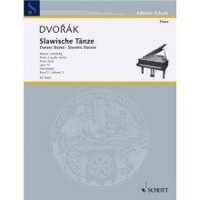 DVORAK A. Slavische Tanze op.72 (Band II)