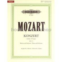 MOZART W.A. Konzert Es-dur K.271