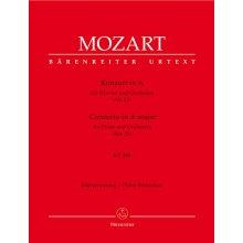 MOZART W.A. Konzert in A Nr.23 KV488
