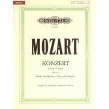 MOZART W.A. Konzert C-Dur KV415