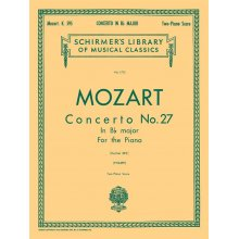 MOZART W.A. Concerto No.27 in Bb major K595