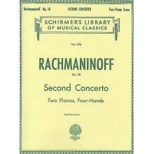 RACHMANINOV S. Concerto No.2 Op.18