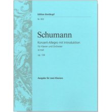 SCHUMANN R. Konzert-Allegro mit Introduktion Op.134