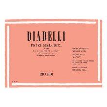DIABELLI A. Pezzi Melodici Op.149