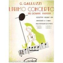 GALLUZZI G. Il Primo Concerto del giovane pianista vol.6