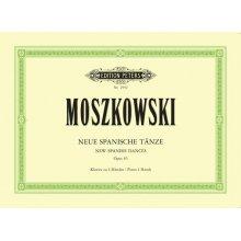 MOSZKOWSKI M. New Spanish Dances Opus 65