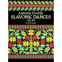 DVORAK A. Slavonic Dances Op.46 in Full Score
