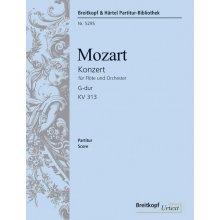 MOZART W.A. Konzert fur Flote und Orchester Nr.1 G-dur KV313