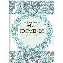 MOZART W.A. Idomeneo in Full Score